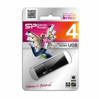 USB Silicon power 4GB ultima U05