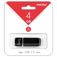 USB Smartbuy 4GB quartz