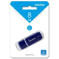 USB Smartbuy 8GB 3.0 crown