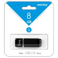 USB Smartbuy 8GB quartz