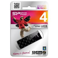 USB Silicon power 4GB ultima U03